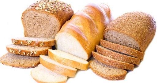 Το μαύρο ψωμί έχει λιγότερες θερμίδες από το άσπρο;